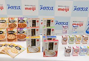 「聘珍茶寮中華」シリーズなど高齢者向け市販用栄養食品