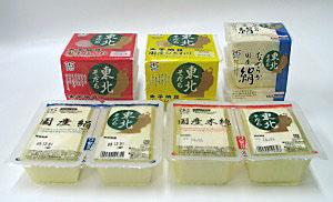 大豆文化は東北 地域にこだわる商品づくり