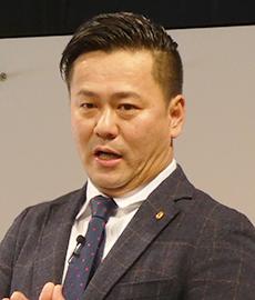 深谷龍彦常務執行役員飲料事業本部長