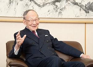 茂木友三郎・キッコーマン名誉会長、18年度食品界初の文化功労者に