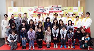 関東大会後の表彰式