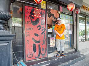 海外日本食 成功の分水嶺(73)「仙台ラーメンもっこり」<上> 日本に働き手…