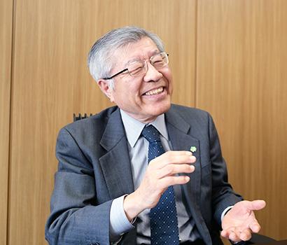 農研機構・久間和生理事長に聞く 日本農業を強い産業へ 人工知能とデータ連携基…