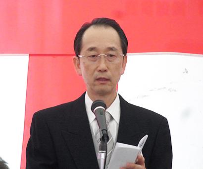 中田吉昭社長