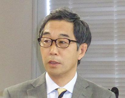 斉藤隆浩部長
