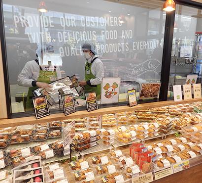 ライフコーポレーション、大阪市内に都心型の新業態店舗
