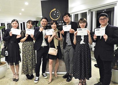先進の豪州マカダミア(中)日本の大学と企業、和洋融合の新提案