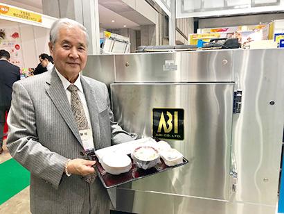 アビー、冷凍機器メーカーと連携強化 CAS普及に本腰