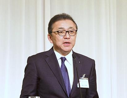 日本外食流通サービス協会が総会 新生JFSA幕開け 滝口良靖氏が新会長に