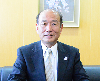 兵庫県手延素麺協同組合 井上猛理事長