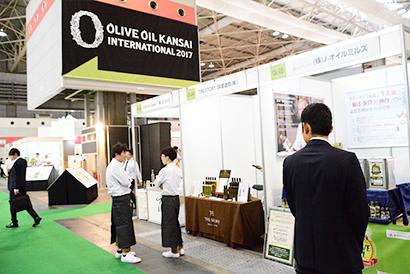 大阪で「オリーブオイル関西」14~16日開催 ワイン見本市も
