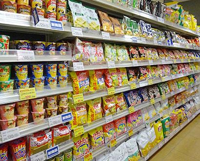 ◆スナック菓子特集:ポテトチップス完全復活 価格改定、新価格定着に注目