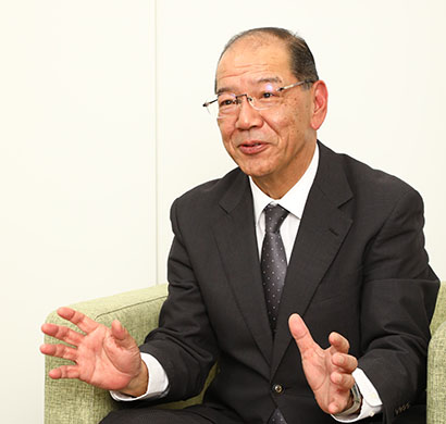 トップインタビュー:キンレイ・和田博行社長