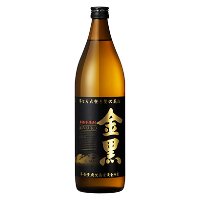 本格焼酎特集:主要メーカー動向=アサヒビール 「金黒タンサン」訴求