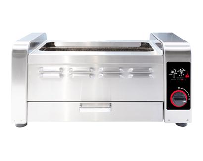 北沢産業、高性能ガス式グリラーを発売 ハイレベルな「焼き」を実現