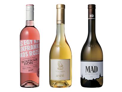 国分グループ本社、ハンガリー産ワインを発売 新たに3ブランド6品目
