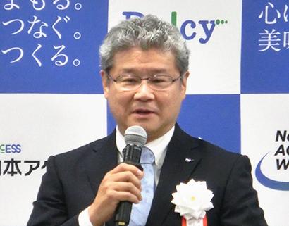 西村武副社長