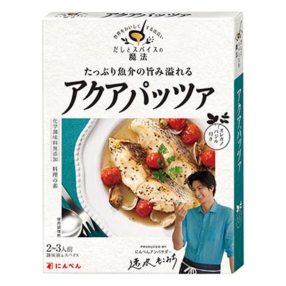 メニュー用調味料特集:にんべん CM・関連販売を継続