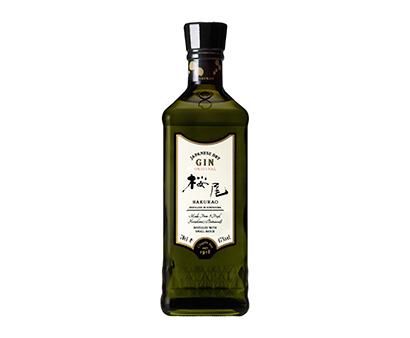 中国醸造、クラフトジンがSFWSC最高金賞 海外でも高い評価