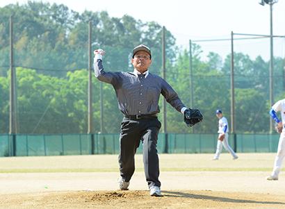 第54回日本製パン野球大会西部大会開幕 各試合、熱戦繰り広げる