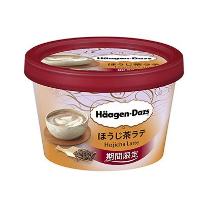 「ハーゲンダッツ ミニカップ ほうじ茶ラテ(期間限定)」発売(ハーゲンダッツ…