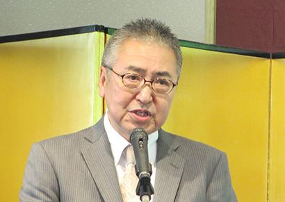 納豆連、総会開催 野呂剛弘会長を再選 原料不作が懸念材料に