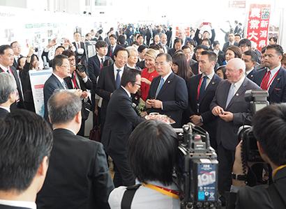 ◆G20新潟農業大臣会合特集:日本・新潟から情報発信 世界と未来に向けて