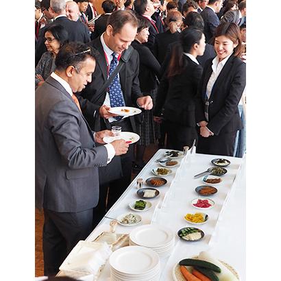 G20新潟農業大臣会合特集:プレイベント・食の異文化交流
