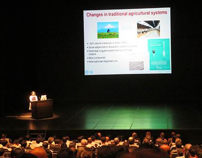 農水省、農業技術国際シンポジウム開催 気候変動に対応を