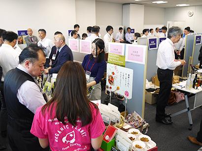 伊藤忠食品、H&B商品発掘商談会開く 独自性ある提案力を