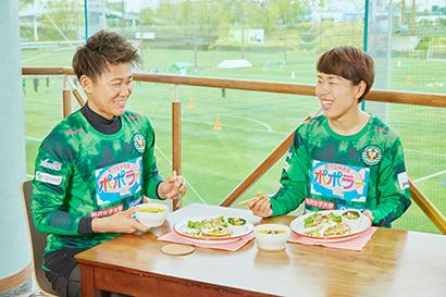 日本ケロッグ、朝のタンパク質摂取で日テレ・ベレーザを支援