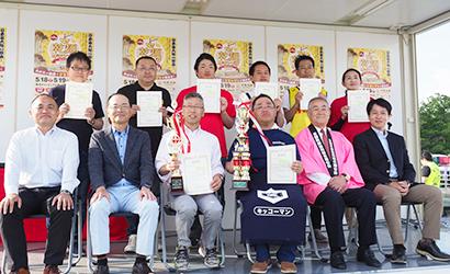 日本アクセス・全乾麺、グランプリ2019で乾麺の日本一決定