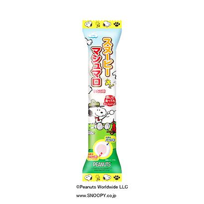 「スヌーピー・ダブルシュマロ いちご味」発売(エイワ)