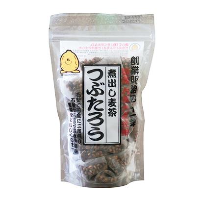 麦茶・健康茶特集:主要メーカー動向=小川産業 小容量「つぶたろう」新発売
