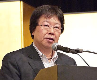 エンド商事がエンペラー会総会 今期240億円目指す 遠藤新社長が決意表明
