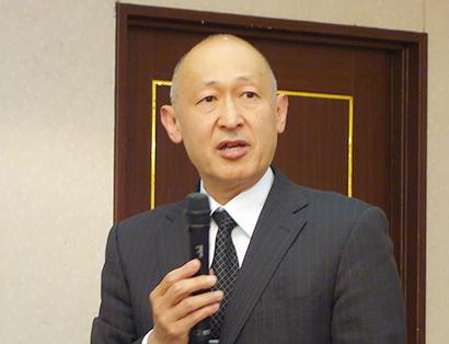 川崎順司会長