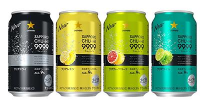 サッポロビール、「99.99」累計1億本突破 通年4品を刷新