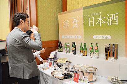 国分グループ本社、総合展示会開催 酒類の価値創造加速 新しい視点で提案