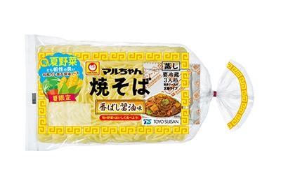 東洋水産、夏限定「マルちゃん焼そば」発売