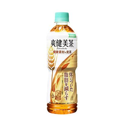 「爽健美茶 健康素材の麦茶」発売(コカ・コーラシステム)