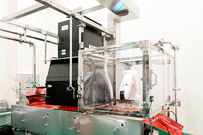 アヲハタ、ニコンと共同開発 ジャム・フルーツスプレッド用異物検査装置