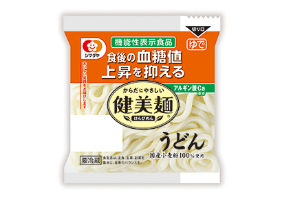 「健美麺 食後の血糖値上昇を抑えるうどん 1食」