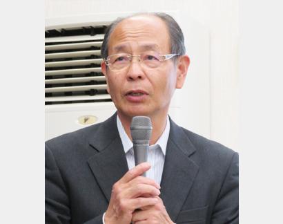 飛田昌男氏