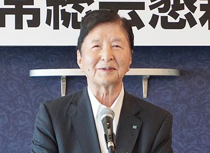 松村武会長