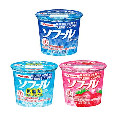 「ソフール プレーン」発売(ヤクルト本社)