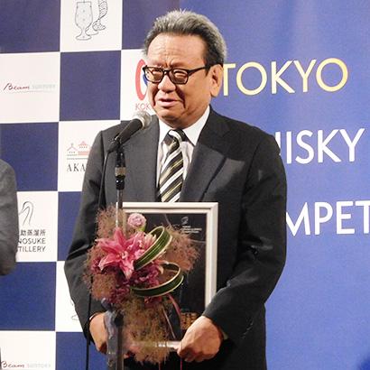 日本発の国内洋酒品評会、授賞式開催 527品が出品