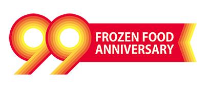 冷食99周年のロゴマーク