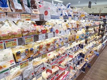 ◆パン特集:「イーストフード、乳化剤不使用」表示が新課題に