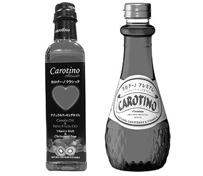 ヘルシーオイル特集:イエナ商事 パーム油「カロチーノ」、粉末油脂で用途拡大