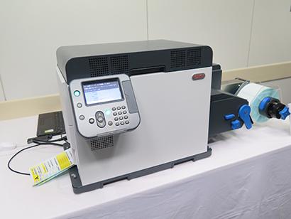 OKIデータ、幅狭小型カラーLEDラベル印刷機2機種投入 食品、物流業界など…